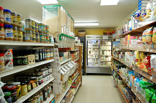 Cambridge Co-op sells bulk items, organic, local products, Battenkill Milk and more!