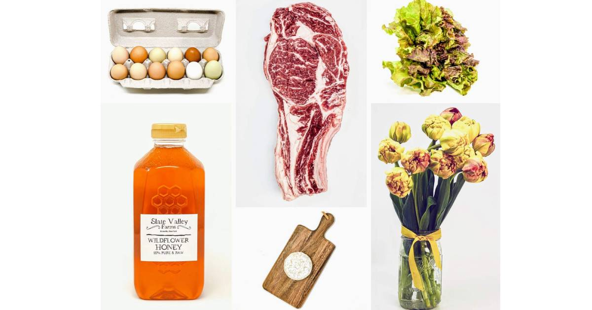 collage of food and similar items