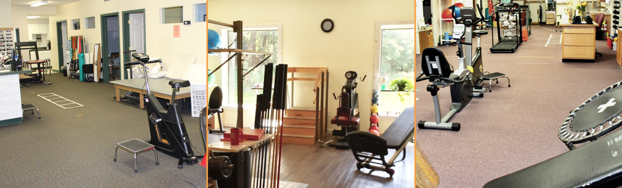 ECRC Physical Therapy Office
