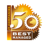 Top 50 Managed IT award
