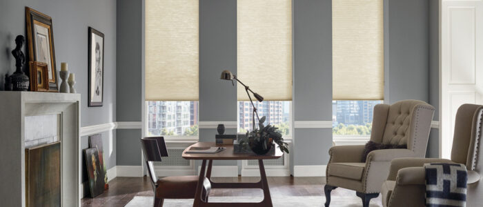custom honeycomb shades