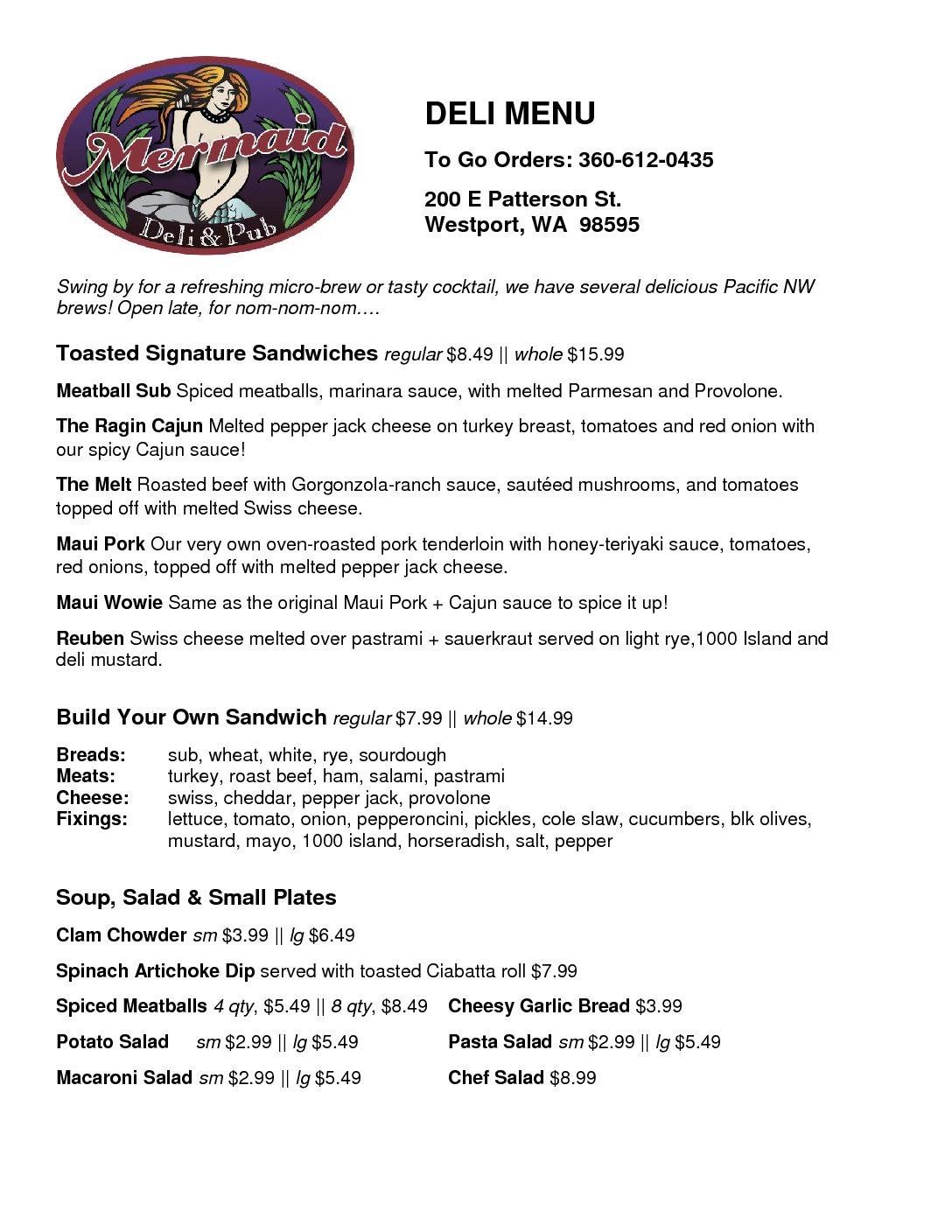 DELI MENU april2018_revised
