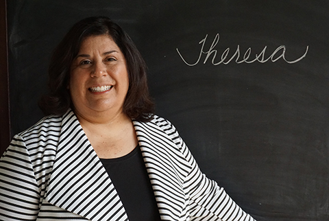 Theresa Armendarez : Executive Director