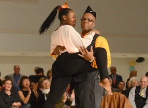 Students, community leaders taking to dance floor in support of Higher Edge college program