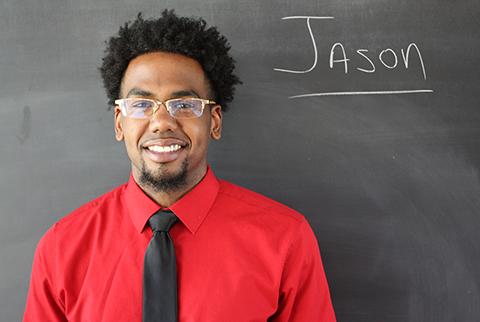 Jason Pellum : College Access Program Advisor
