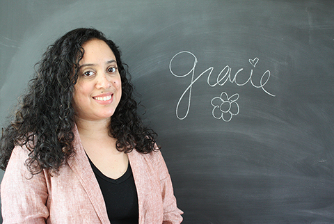 Graciela Guzman : Success Program Manager