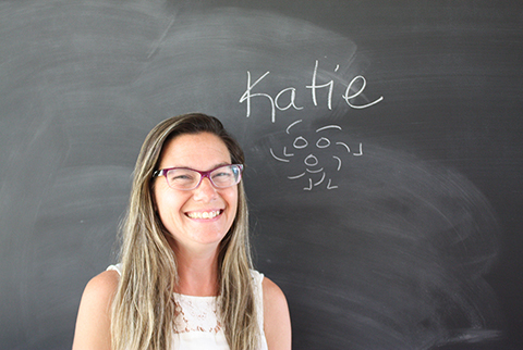 Katie Hallisey : College Access Program Manager