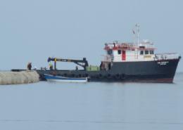 Embarcaciones de Apoyo