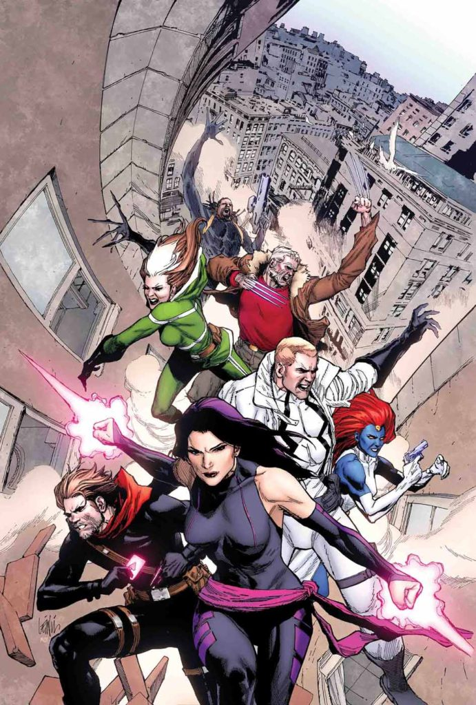SURPREENDENTES X-MEN #9