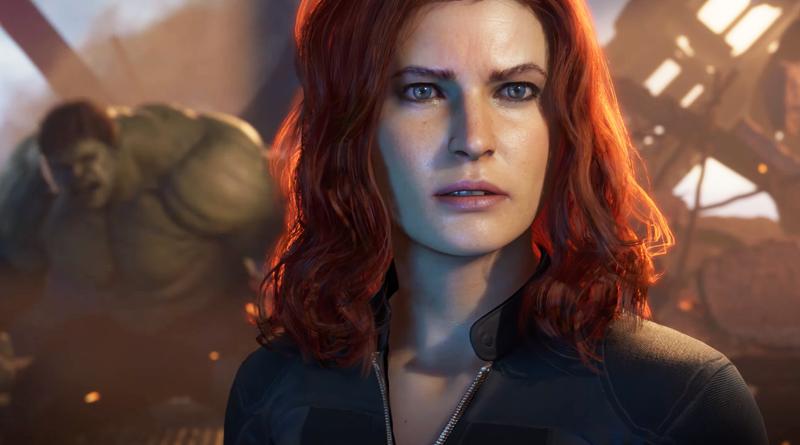 marvel's avengers square enix game