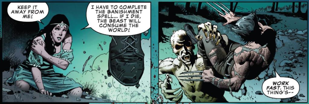 Wolverine ganhou uma nova filha