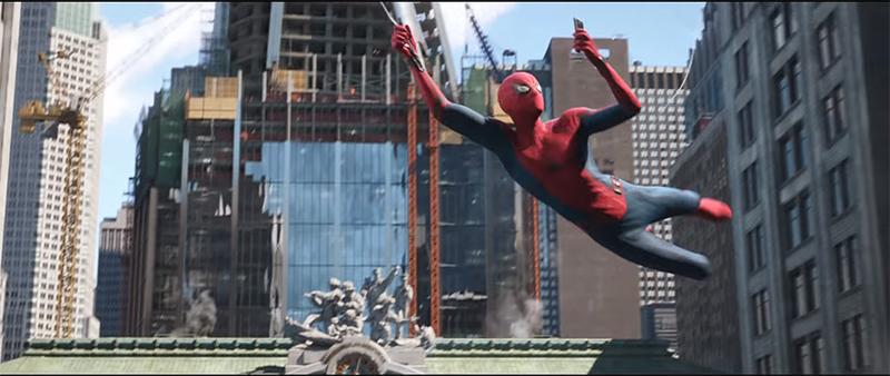 Homem-Aranha continua no MCU