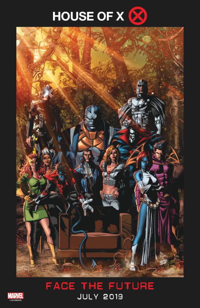 nação mutante terá 12 líderes