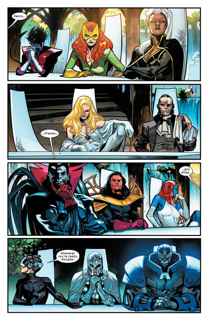 Anistia a vilões e direito a cidadania: Entenda as novas leis mutantes nas HQs dos X-Men