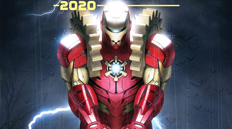 homem de ferro 2020