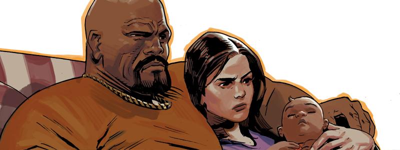History of the Marvel Universe | Luke Cage e Jessica Jones | Marvel Comics | Spoilers