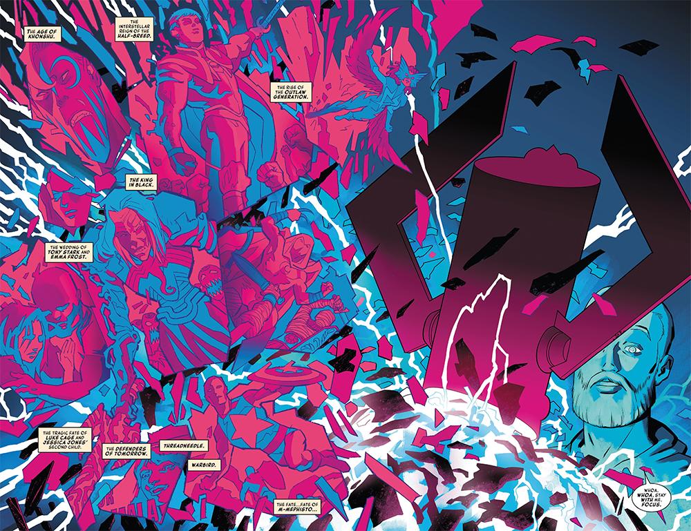 History of the Marvel Universe | Tony Stark | Marvel Comics | Spoilers