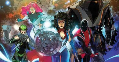 A UNIÃO! Marvel apresenta sua nova equipe de heróis britânicos