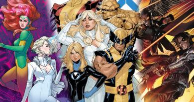 Confira todas as HQs que a Marvel publicará nos EUA em 26 de fevereiro de 2020