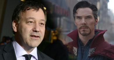RUMOR! Sam Raimi está negociando com a Marvel para dirigir Doutor Estranho 2