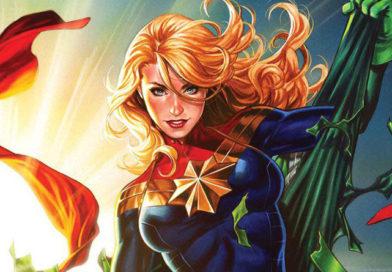 Capitã Marvel ganha novo status nas histórias em quadrinhos