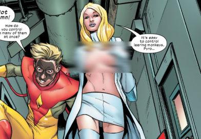 Integrante dos X-Men faz lavagem cerebral em militares preconceituosos