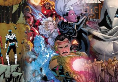 Confira todas as HQs que a Marvel publicará nos EUA em 27 de maio de 2020