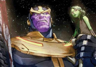 Panini anuncia o lançamento de HQ inédita do Thanos