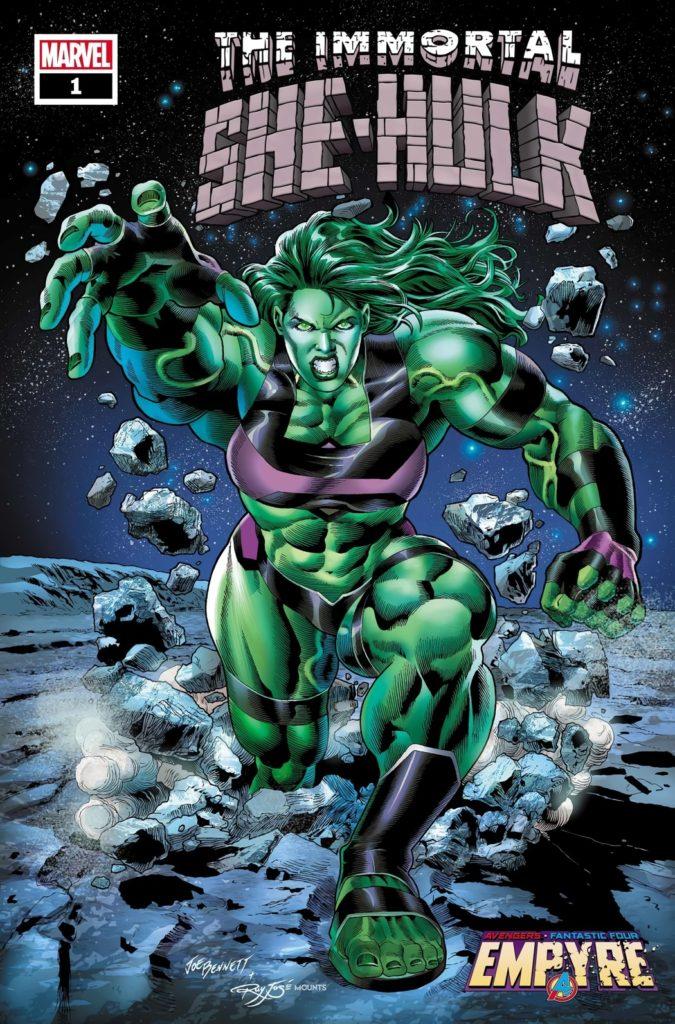A Imortal Mulher-Hulk | Immortal She-Hulk | Marvel Comics