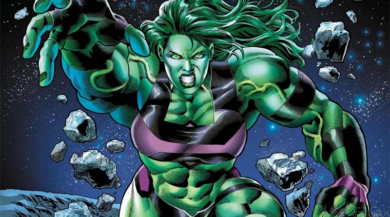 Mulher-Hulk Imortal