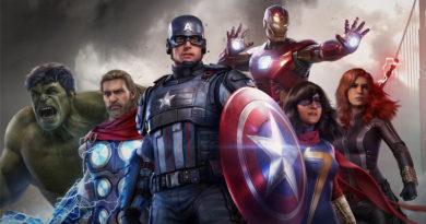 Game dos Vingadores tem trama, vilão, gameplay e modo online revelados