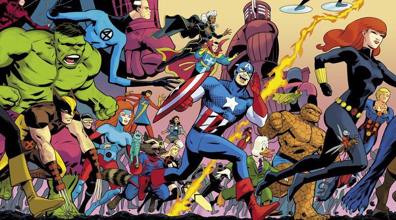 A História Do Universo Marvel (Português) Capa dura – 29 agosto 2020