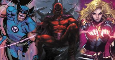 Confira todas as HQs que a Marvel publicará nos EUA em 15 de julho de 2020