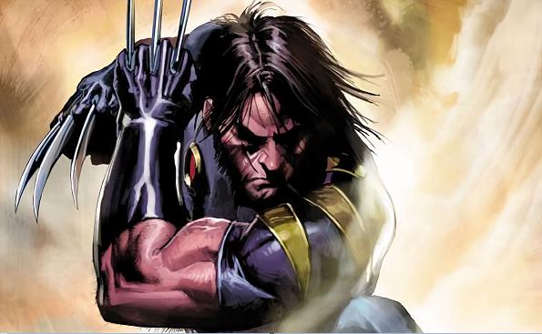 Primeiro Mutante Wolverine