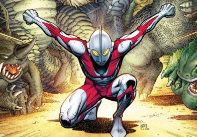 Marvel divulga as primeiras imagens da sua versão do Ultraman