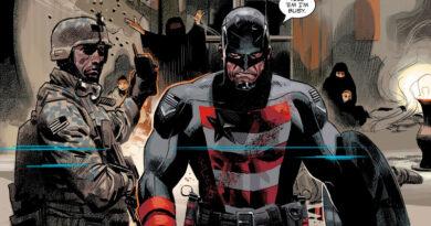 Marvel anuncia o retorno do Agente Americano em nova HQ