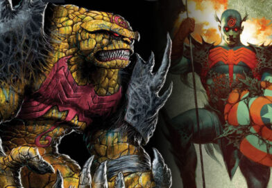 Marvel lança 10 capas alternativas imaginando versões demoníacas dos seus heróis