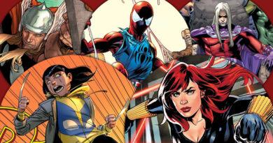 10 personagens da Marvel que são clones e você (talvez) não sabia