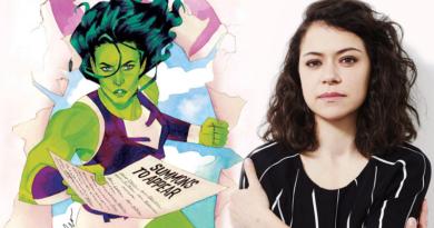 Tatiana Maslany, de Orphan Black, será a Mulher-Hulk do MCU!