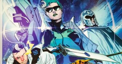 VAZOU! X-Men assumem equipe cósmica nos quadrinhos