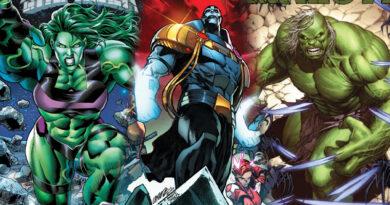 Confira todas as HQs que a Marvel publicará nos EUA em 23 de setembro de 2020