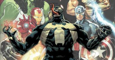 Venom se juntará aos Vingadores na saga King in Black