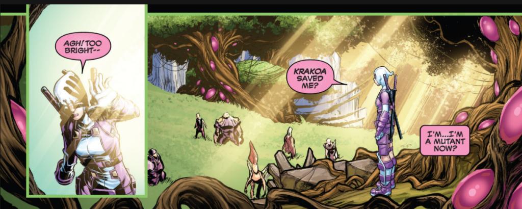 Gwenpool mutante Marvel
