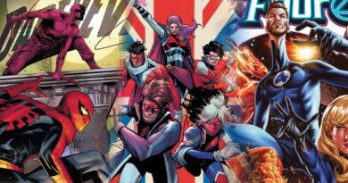 Confira todas as HQs que a Marvel publicará nos EUA em 21 de outubro de 2020