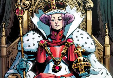 Mutante e dos X-Men? Marvel apresenta a nova Rainha Elizabeth