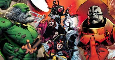 Confira todas as HQs que a Marvel publicará nos EUA em 25 de novembro de 2020