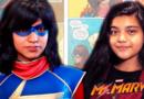 VAZOU! Bastidores das gravações de Miss Marvel revelam o visual da Kamala Khan