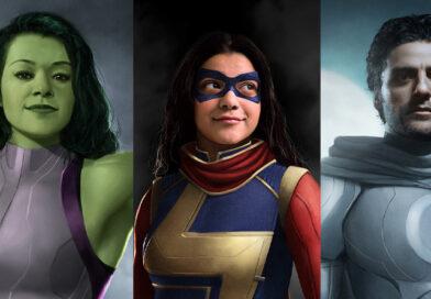 Conheça os novos heróis da Marvel que vão debutar no Disney+
