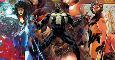 Confira todas as HQs que a Marvel publicará nos EUA em 02 de dezembro de 2020