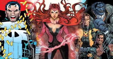 11 anúncios da Marvel/Panini para 2021 feitos na CCXP Worlds